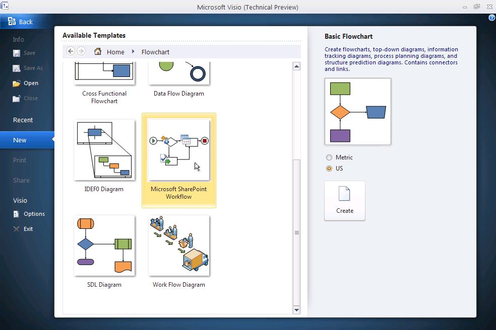 sharepoint workflow templates 2010
