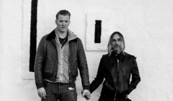 Iggy Pop e Josh Homme