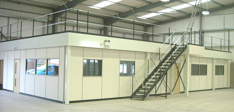 Products Mezzanine Floor