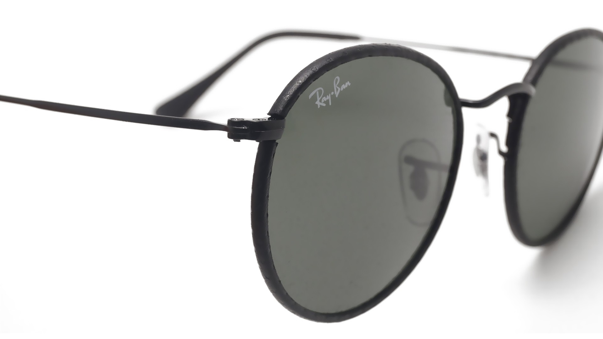 Ray ban rb3475q 50 small for Ray ban round craft