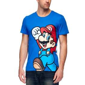 Ce Mario est extrêmement proche de nombre de modèles pour enfants. Si on aime ce style, il en existe donc UN modèle rapprochant.