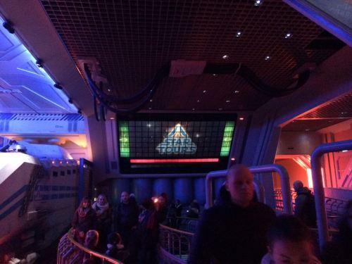 L'écran, ces derniers temps, pendant une publicité.