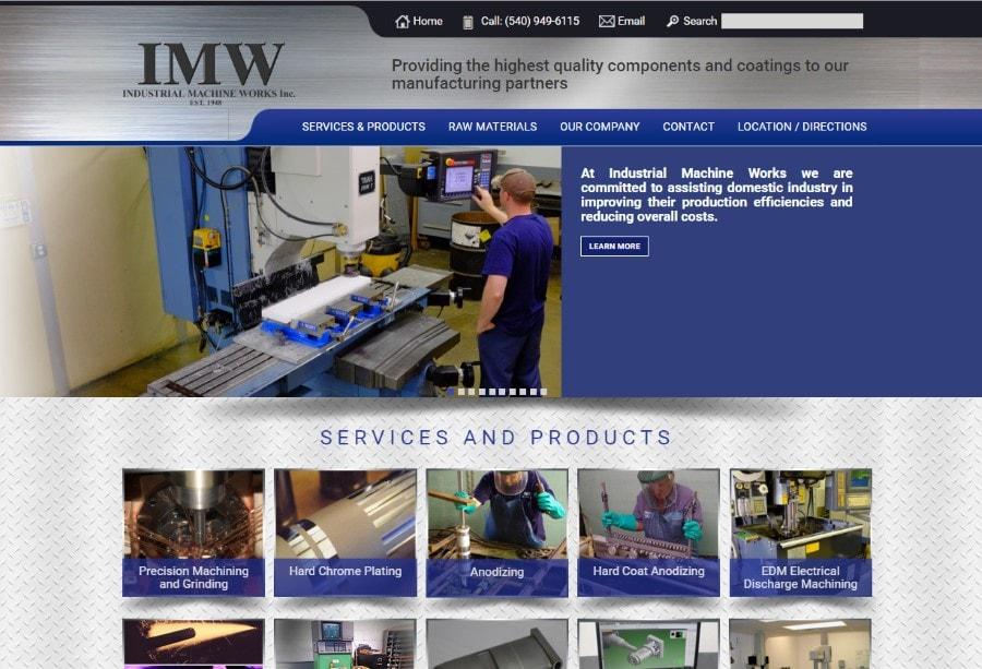 Website Design Waynesboro VA Search Engine Optimized VISIONEFX
