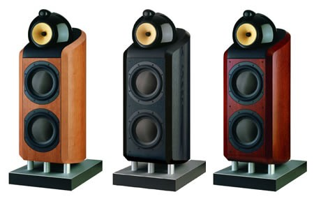 Bowers Wilkins Bw Speakers At Vision Hifi
