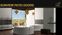 Sunview Patio Doors - Vision Extrusions, Vision Hollow ...