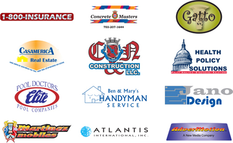 Corporate Logos Virginia (VA), Washington DC, Maryland (MD), West