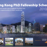 Study in HK : Hong Kong PhD Fellowship Scheme 2010/11