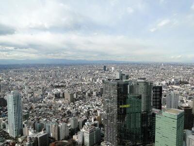 Japan - Tokyo Metropolitan Government Offices (10).JPG