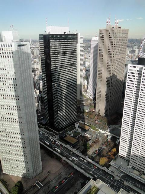Japan - Tokyo Metropolitan Government Offices (15).JPG