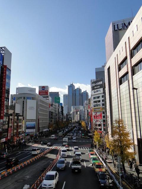 Japan - Tokyo Metropolitan Government Offices (4).JPG