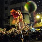 Tai Kok Tsui Temple Fair 2010 – 500 Feet Dancing Dragon
