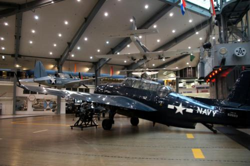 National Naval Aviation Museum Pensacola (47).JPG