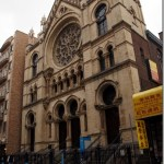 Eldrige Street Synagogue Museum : China Town – New York City