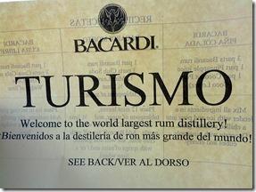 Bacardi Distillery HQ  San Juan Factory (1)
