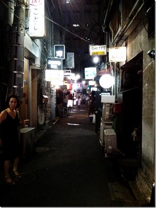 Shinjuku Golden Gai Bar Area  Tokyo (14)