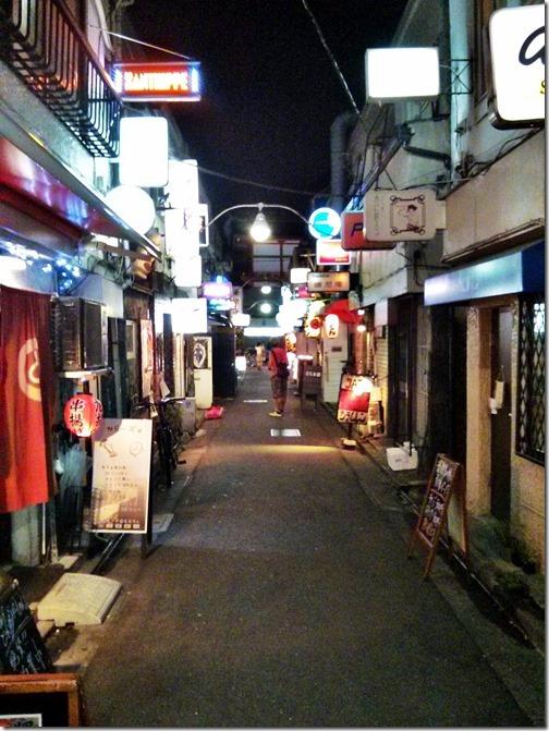 Shinjuku Golden Gai Bar Area  Tokyo (2)