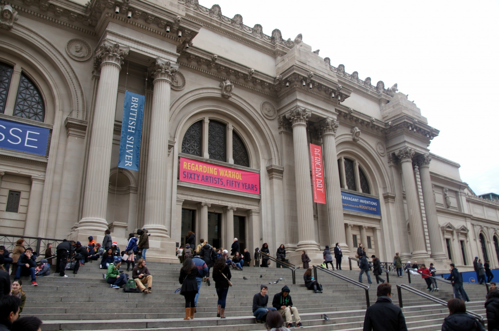 The metropolitan museum of art new york city visions for Metropolitan mueseum of art