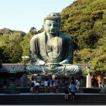 Great Buddha Kotokuin Temple : Kamakura Japan