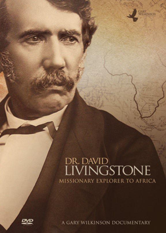 Dr David Livingstone Missionary Explorer to Africa DVD Vision - dr livingstone i presume book