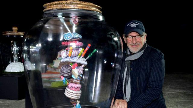 Steven Spielberg Frasco