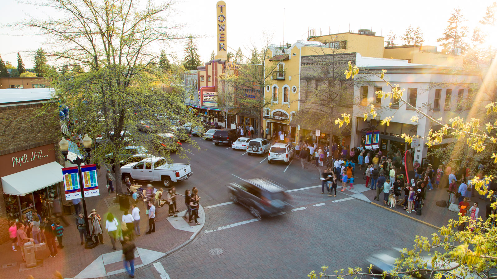 Downtown Bend Oregon Visit Bend
