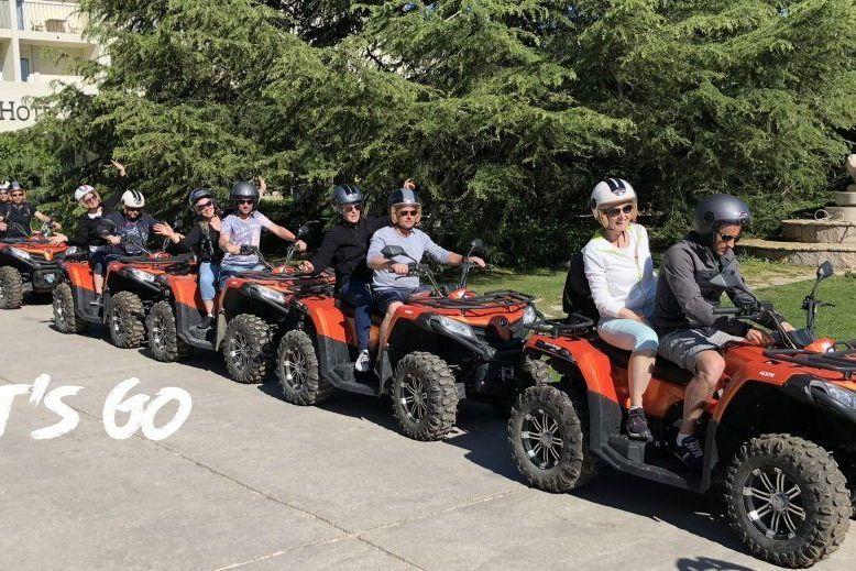 ATV/Buggy Safary Off road tour Brač