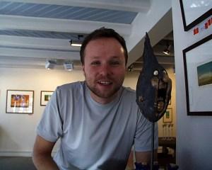 Torgeir Havstad driver Galleri Havstad