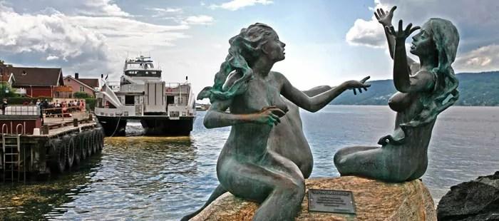 Havfruene i Båthavna