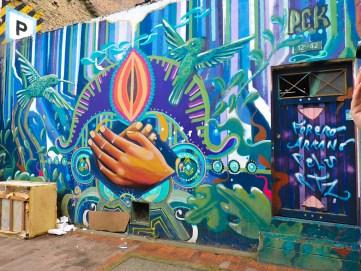 Bogota Street Art Tour I La Candelaria I Two Scots Abroad
