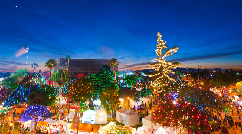 GLENDALE GLITTERS HOLIDAY WEEKEND (FRIDAY, DECEMBER 14  SATURDAY