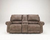 Ashley Furniture Oberson 7410088/94 Reclining Sofa ...