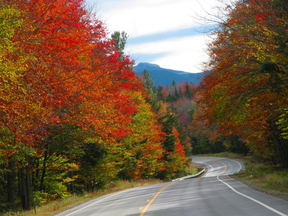 Upstate New York Fall Hd Wallpaper The Best Scenic Drives In New England