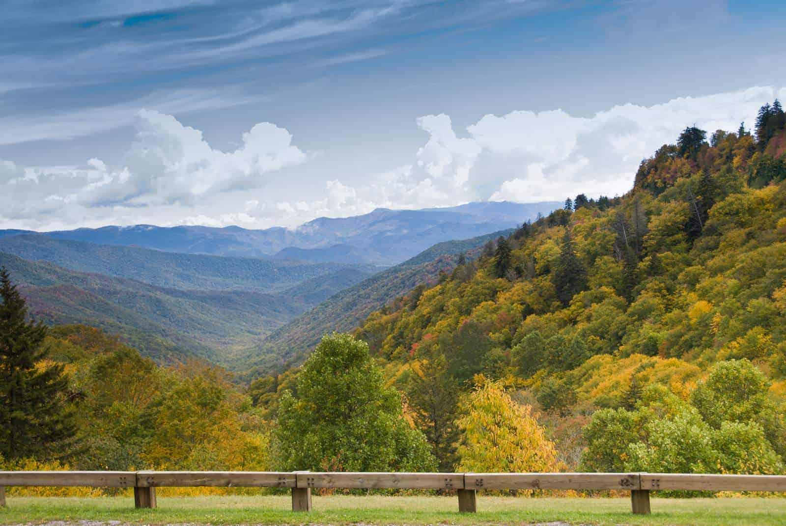 Gatlinburg In The Fall Wallpaper Great Smoky Mountains National Park Celebrates 80th