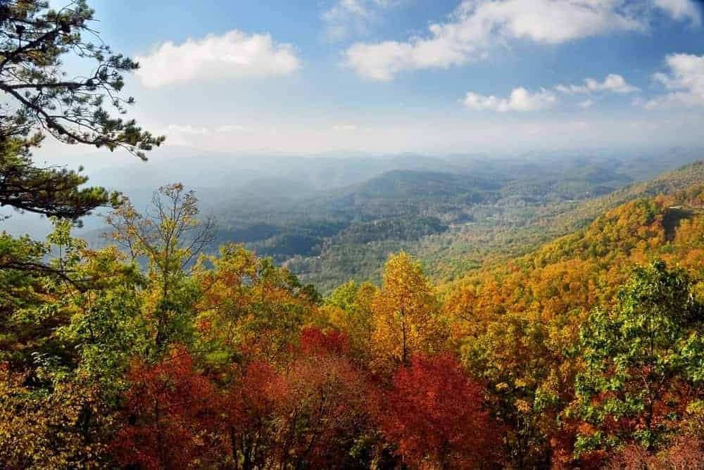 Adirondack Fall Wallpaper 6 Reasons Fall In The Smoky Mountains Is The Perfect Time