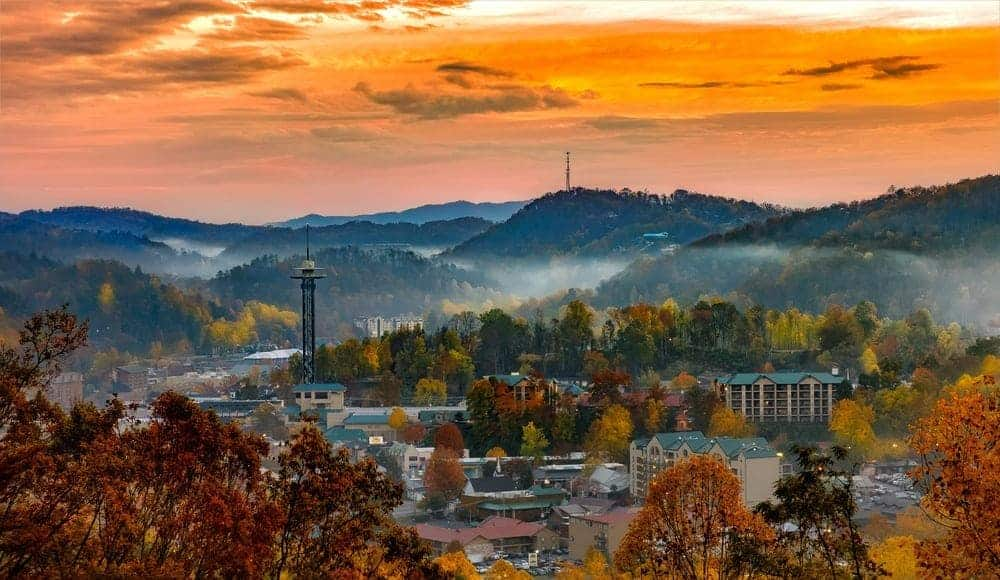 Fall In The Smokies Wallpaper Top 7 Destinations For Sightseeing In Gatlinburg Tn And