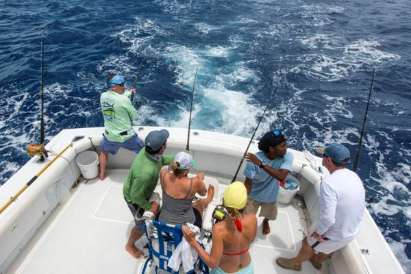 Fishing Visit Turks and Caicos Islands