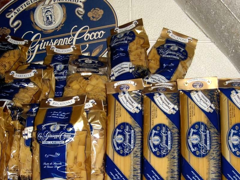 Pasta Cocco