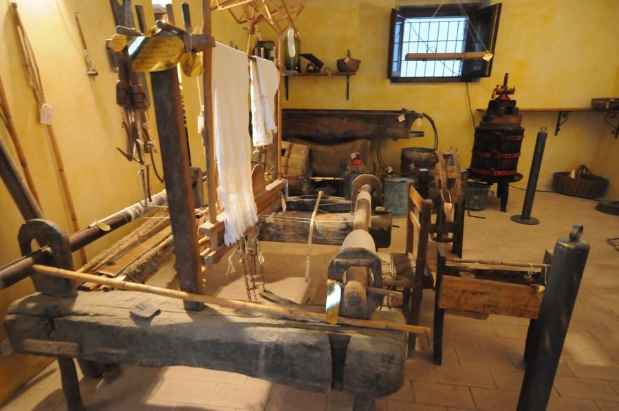 Museo antichi mestieri, Guilmi