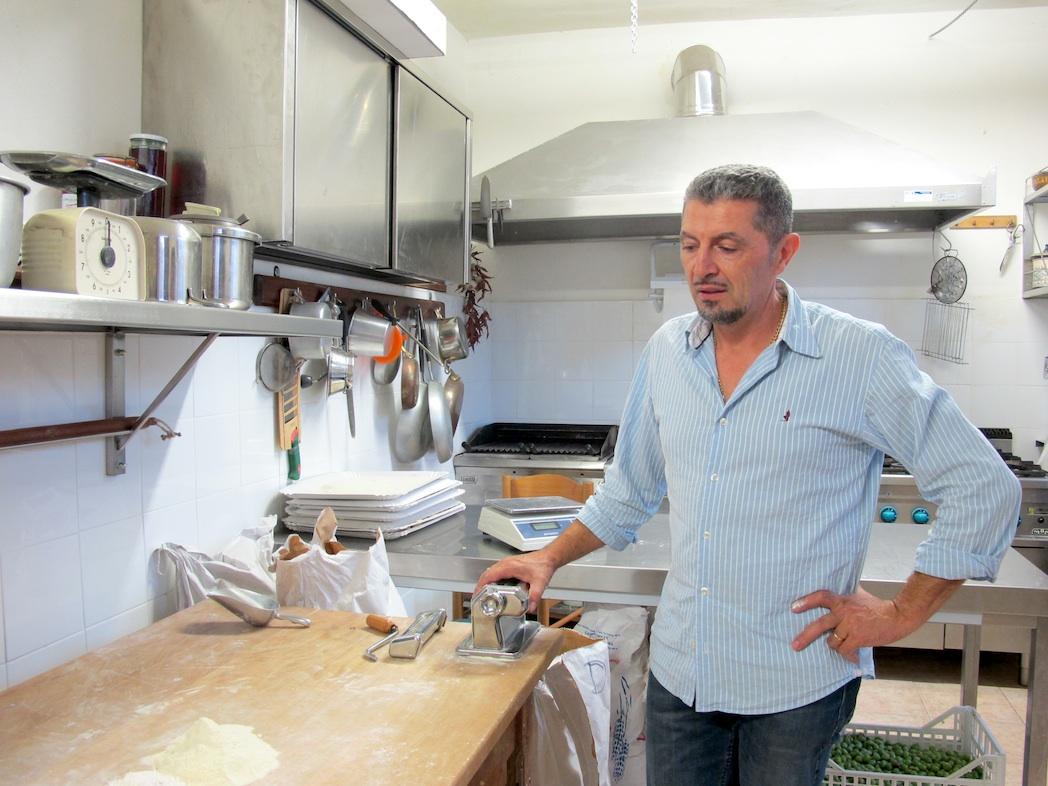 """IMG_9978m Le ricette della tradizione, la pizza scima ovvero """"scema"""""""