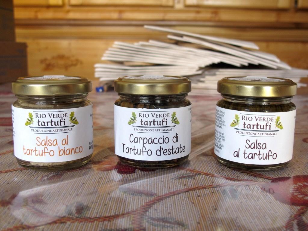Prodotti Rio Verde Tartufi