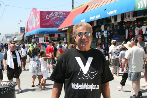 Jeffrey Solomon of Venice Beach Walking Tours