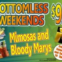 Bottomless Weekends Cabo Cantina