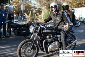 Venice Vintage Motorcycle