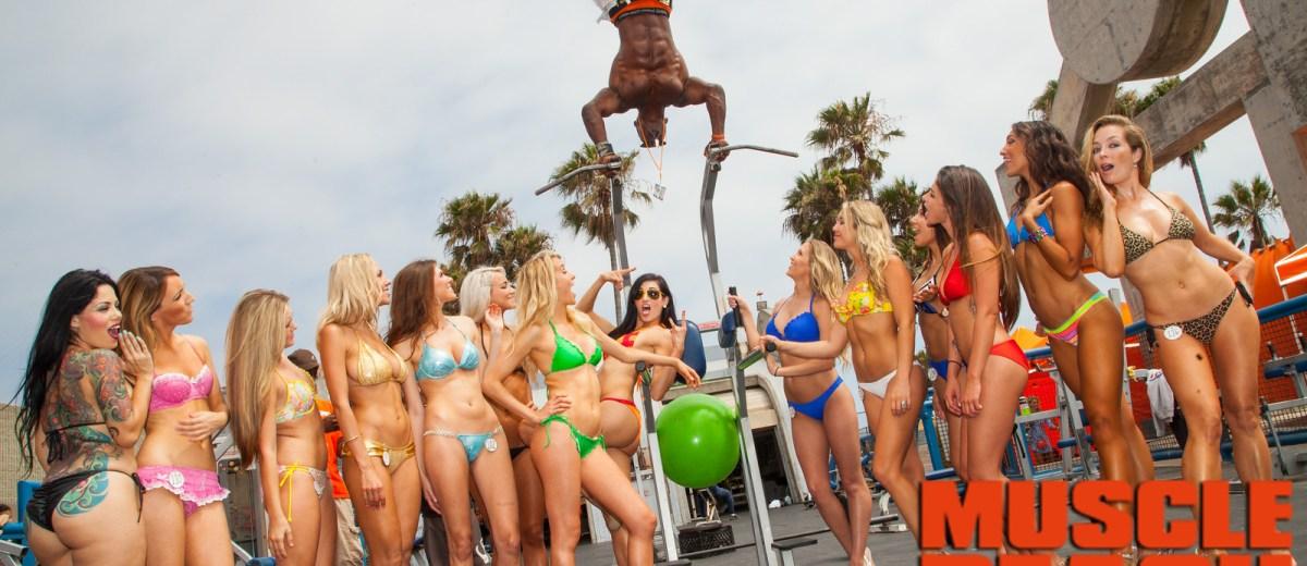 Muscle Beach Nutrition Fitness and Bikini