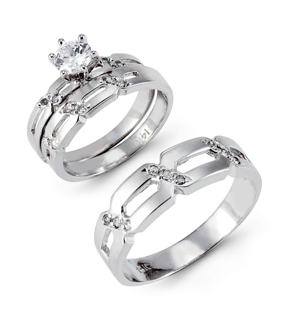 wedding ring trio trio wedding rings Wedding ring trio Make Your Wedding Ring