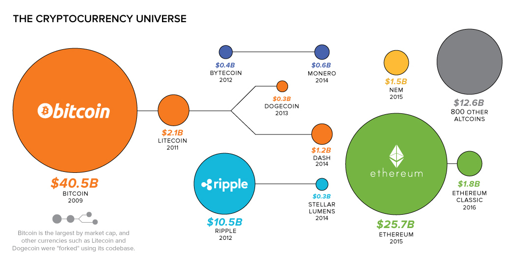 Chart The Coin Universe Keeps Expanding