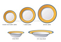 FOOD & KITCHEN :: KITCHEN :: DINNERWARE [3] image - Visual ...