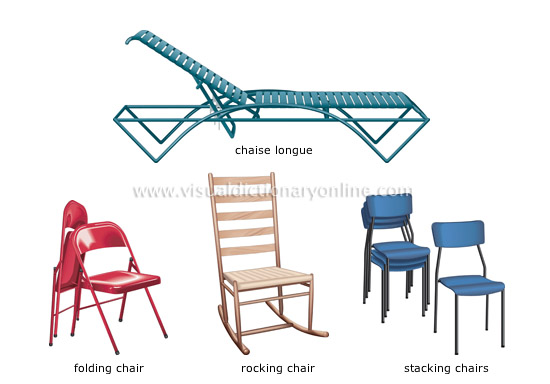 HOUSE  HOUSE FURNITURE  SIDE CHAIR  EXAMPLES OF CHAIRS image