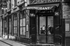 Nach dem Umzug: Le Relais Odéon