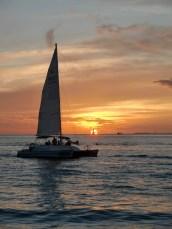 Sunset at Key West III